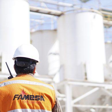 Nueva planta de Famesa Explosivos en Chile está a punto de ser puesta en marcha