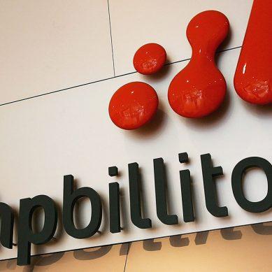 BHP Billiton: Producción de cobre en Antamina escala 10% y trepa 43% la de zinc