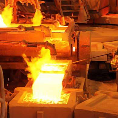 Precio del cobre alcanza su mayor nivel en más de un mes