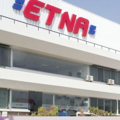 Etna implementa un sistema de gestión ambiental para sus procesos productivos