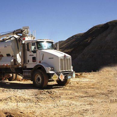 El SAN-G APU, la nueva tecnología en emulsiones gasificadas para la gran minería