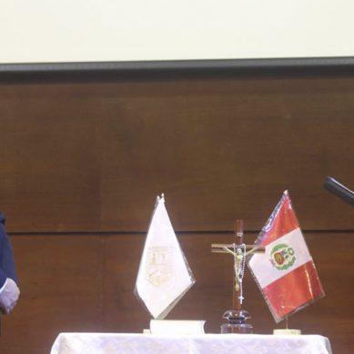 Luis Rivera: «El IIMP sigue posicionándose como referente de la minería nacional»