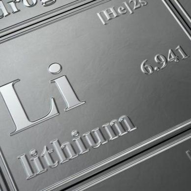 Industria del litio necesitará una inversión de US$10,000 millones en la próxima década