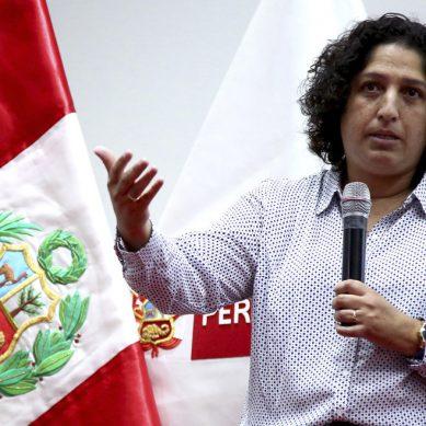La ministra Fabiola Muñoz se reta a poner en marcha la Ley Marco del Cambio Climático