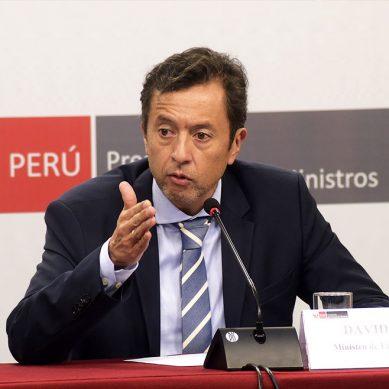 El MEF del ministro David Tuesta será el de la continuidad