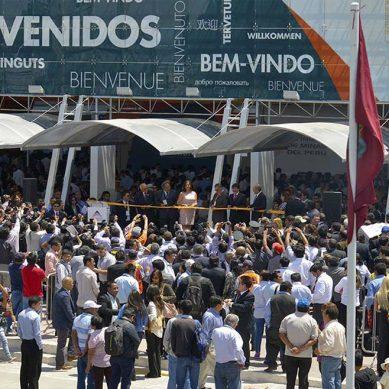 Carlos Gálvez alista importantes cambios para la 34° Perumin