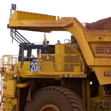 Cotización del mineral de hierro doblega a la gigante Vale SA