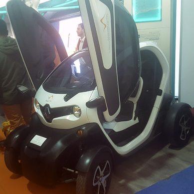 Chile nos saca ventaja otra vez: manufacturan coches eléctricos
