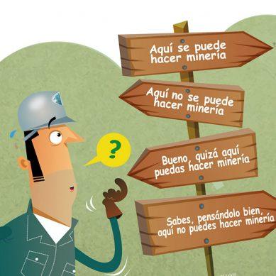IIMP: Ley de cabecera de cuencas será perjudicial para el desarrollo de la minería
