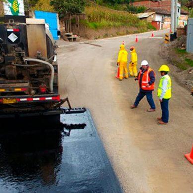 Obras por Impuestos: Carretera de Conchucos, Áncash, estará totalmente asfaltada en setiembre