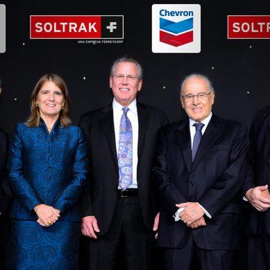 Soltrak y Chevron presentan alianza para distribución nacional de lubricantes