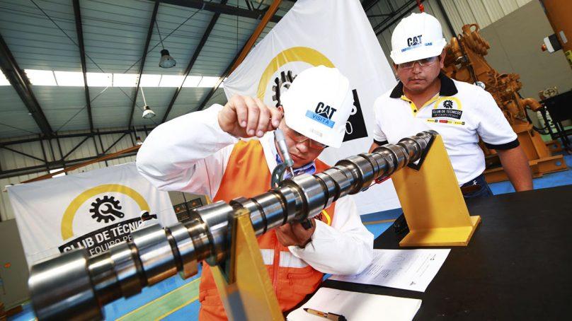 Últimos días de inscripciones para competencia nacional de técnicos de equipo pesado
