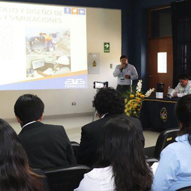 Fundición Ferrosa agenda reuniones con grandes mineras tras el Comasurmin