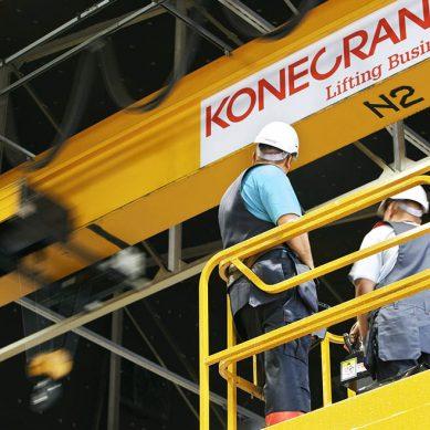 Grúas Konecranes estarán presentes en proyecto de US$1,500 millones Mina Justa