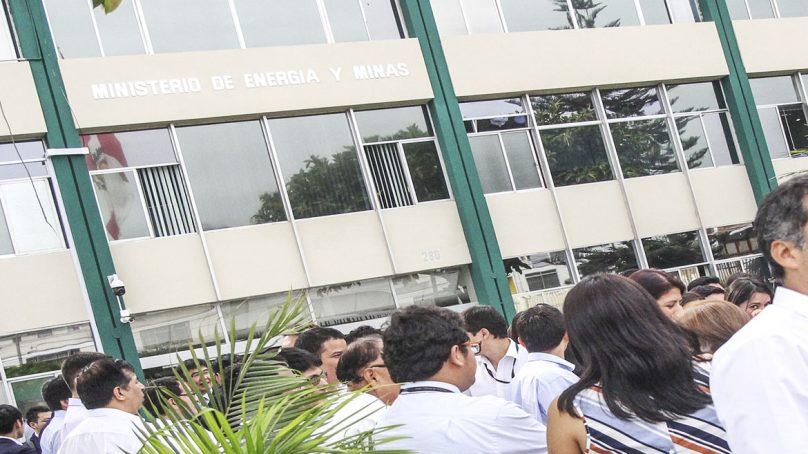 Luis Miguel Incháustegui reemplazará a Ricardo Labó en el cargo de viceministro de Minas