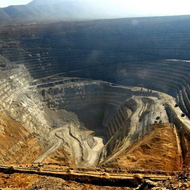 Chile espera inversiones mineras por US$30,000 millones al 2021