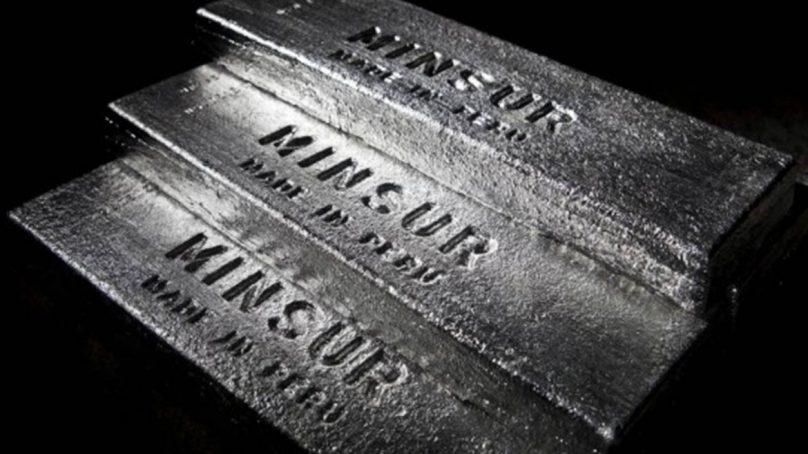 Standard & Poor's revisa calificación de minera Minsur, golpeada por el Covid-19