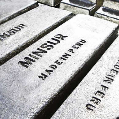 Utilidad neta de productora de estaño y oro Minsur se dispara 82% en 2018