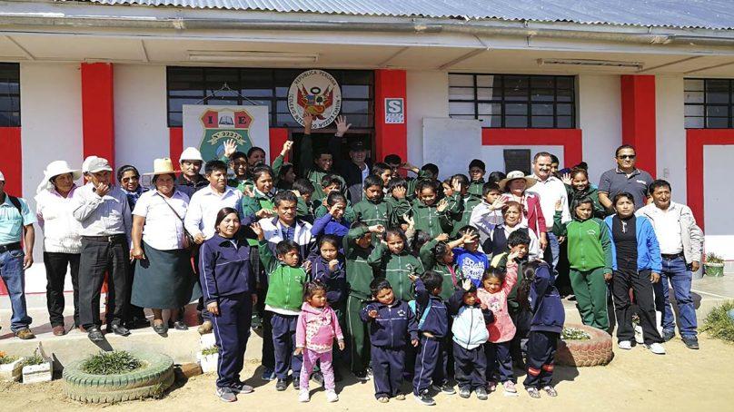 Nexa invertirá más de S/4 millones en modernización de colegios en localidad Chavín, en Ica