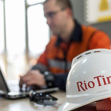 Se dispara producción global de cobre en gigante Rio Tinto