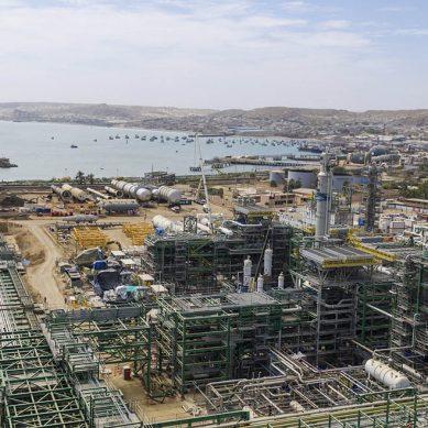 77% de avance: Refinería de Talara, en cuenta regresiva a su estreno en 2021