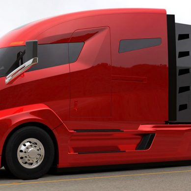 La imparable tendencia de la electrificación de los vehículos pesados