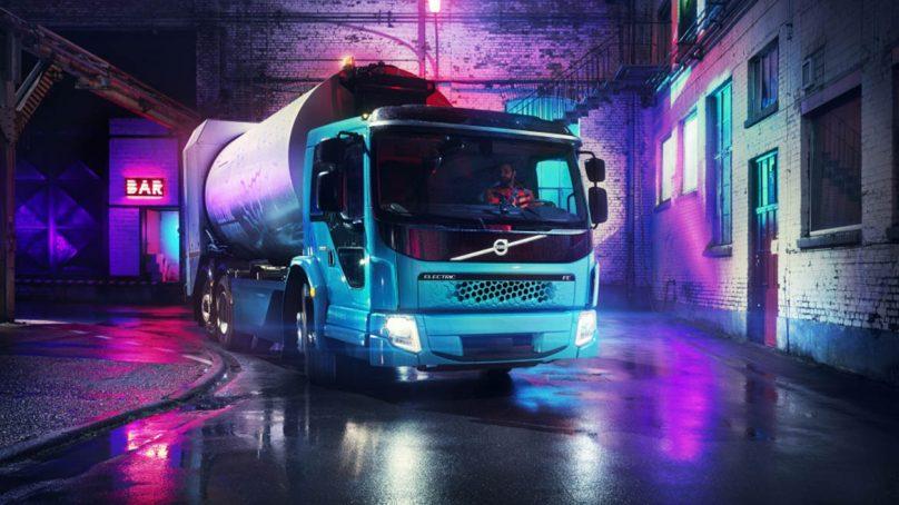 Volvo Trucks estrena sus primeros camiones completamente eléctricos