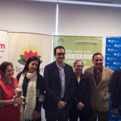 Minera Antamina cierra acuerdos con tres ONG para donar residuos reciclabes
