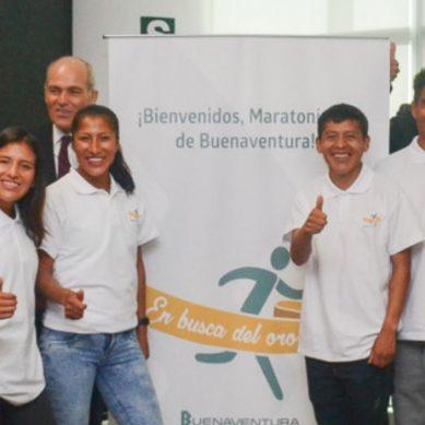 Buenaventura financia preparación de fondistas de élite de Huancayo y Huancavelica