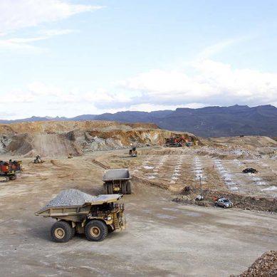 El 82% de los ingresos de San Martín Contratistas Generales depende de la minería