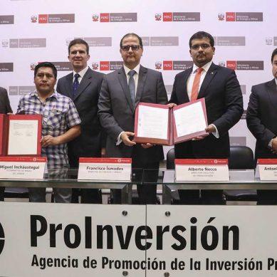 Gobierno firma contrato con minera Southern por Michiquillay, proyecto de cobre de US$2,500 millones