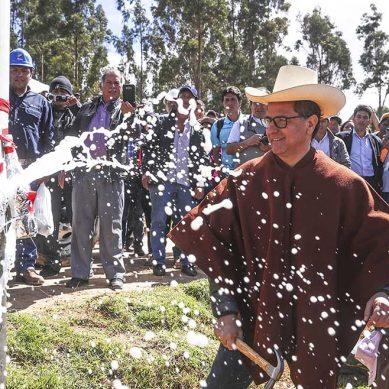 Proyecto de electrificación, valorizado en S/ 105 millones, beneficiará a más de 77 mil cajamarquinos