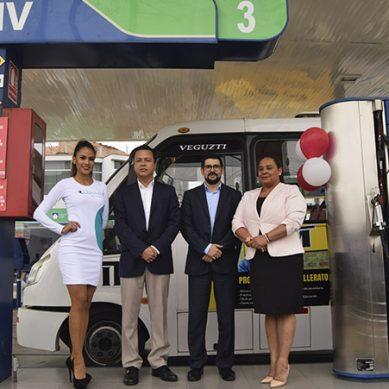Primer grifo en conectarse a red de gas natural del norte peruano es de Trujillo