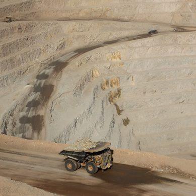 Barrick y Randgold darán vida a un gigante mundial del oro