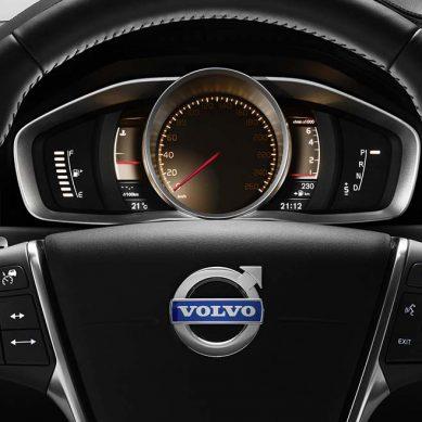 Los nuevos Volvo utilizarán al menos un 25% de material reciclado desde el 2025