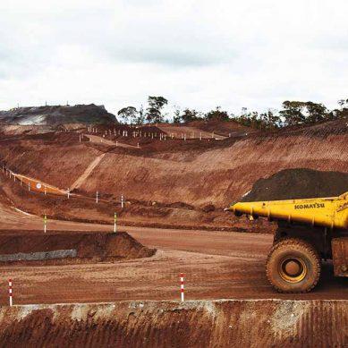 AngloAmerican obtiene permisos para buscar cobre en un área remota de Brasil