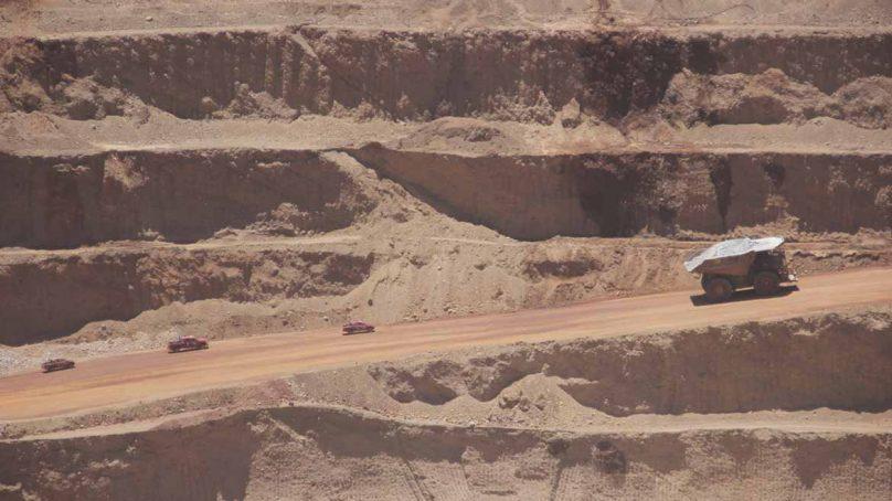 San Martín trabaja en el cierre de contrato por S/84 millones con Shougang Hierro Perú