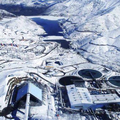 Antofagasta Minerals registró una producción de 770,000 toneladas de cobre fino en 2019