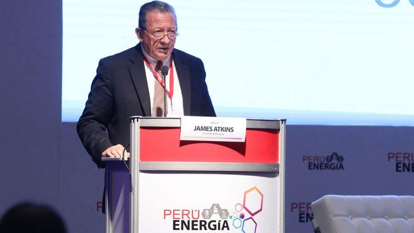 """James Atkins: """"Nueva refinería de Talara tendrá una tasa de retorno interna de casi el 7%"""""""