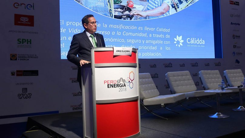 "Jorge Olazábal, de Cálidda: ""Cumplir los planes quinquenales al cien por cien es imposible"""