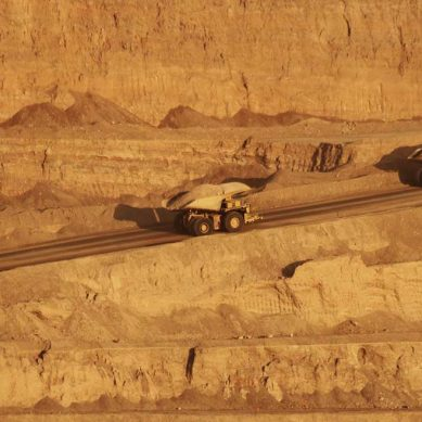 Cerro Verde emite comunicado de «fuerza mayor» para sus clientes de cobre y transporte marítimo