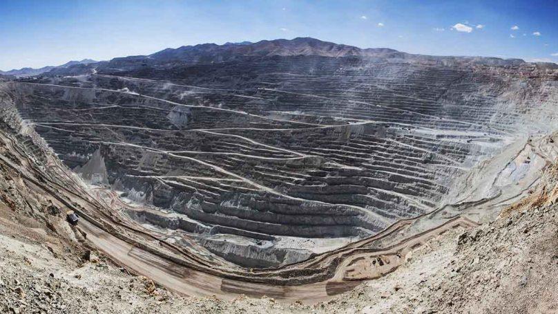 Inversiones mineras escalan 31.4% en primer semestre, hasta los US$1,955 millones