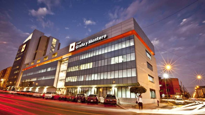 Graña y Montero acuerda aumento de capital por hasta S/211 millones