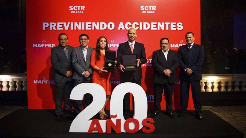 JRC, especialista en minas subterráneas, gana premio Mapfre a la excelencia en seguridad