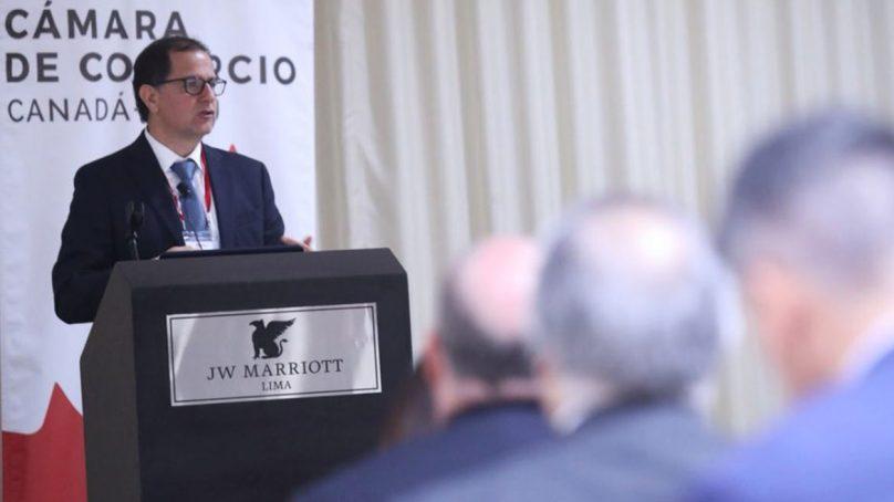"""Ministro Francisco Ísmodes: Gobierno busca """"recuperar la confianza de las poblaciones"""""""