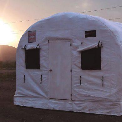 MATIAS, la innovadora alternativa para campamentos mineros de Nexos Perú
