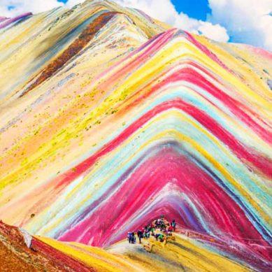 """Minera renuncia a concesión de Montaña de Siete Colores por """"su alto respeto"""" por los espacios culturales y turísticos"""