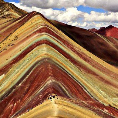 No admitirán petitorios mineros en montaña de Siete Colores por doces meses más