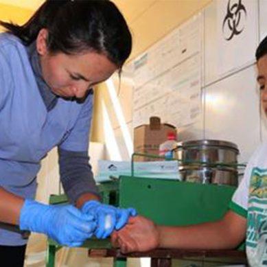 Campañas médicas recorren distrito de San Marcos, con apoyo de Antamina