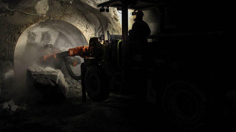 Antes necesitaba doce ventiladores, hoy la mina de MARSA requiere cien para operar